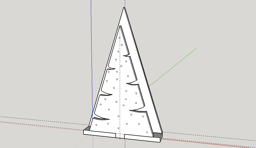 sketchup-christmas-tree-diy